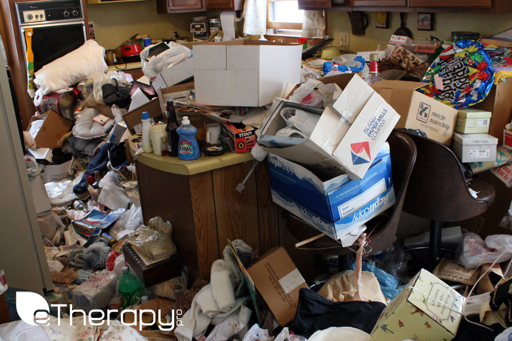Hoarding Disorder | eTherapyPro